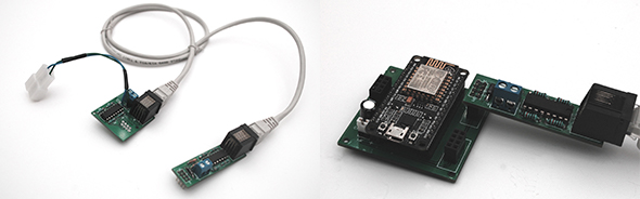 RS485 Bus and Controller