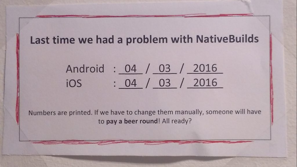 A native app publishing double-edged sword: no free beer