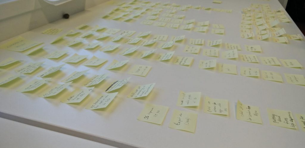 Native App Publishing on Post-it Notes