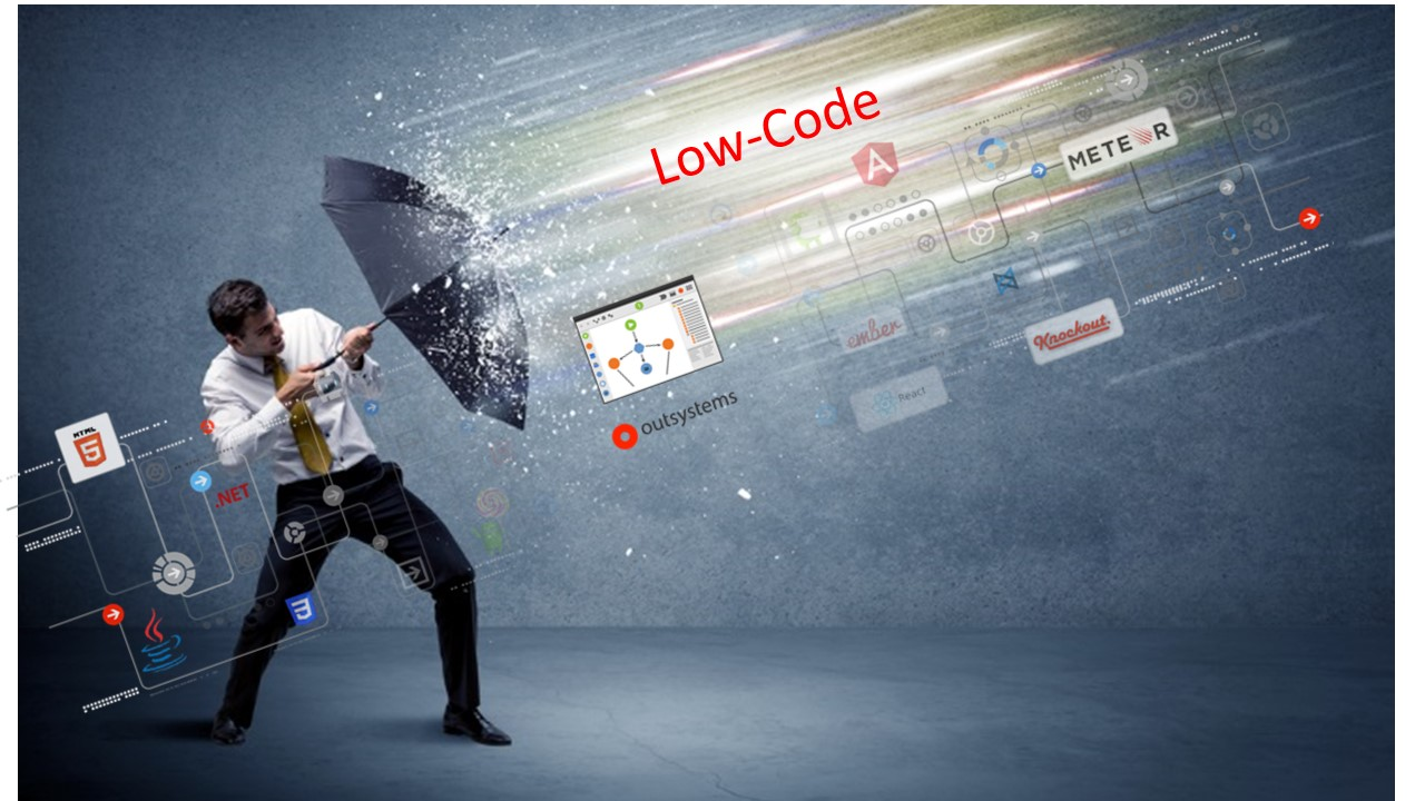 Fear of Low Code Job Loss Attacks