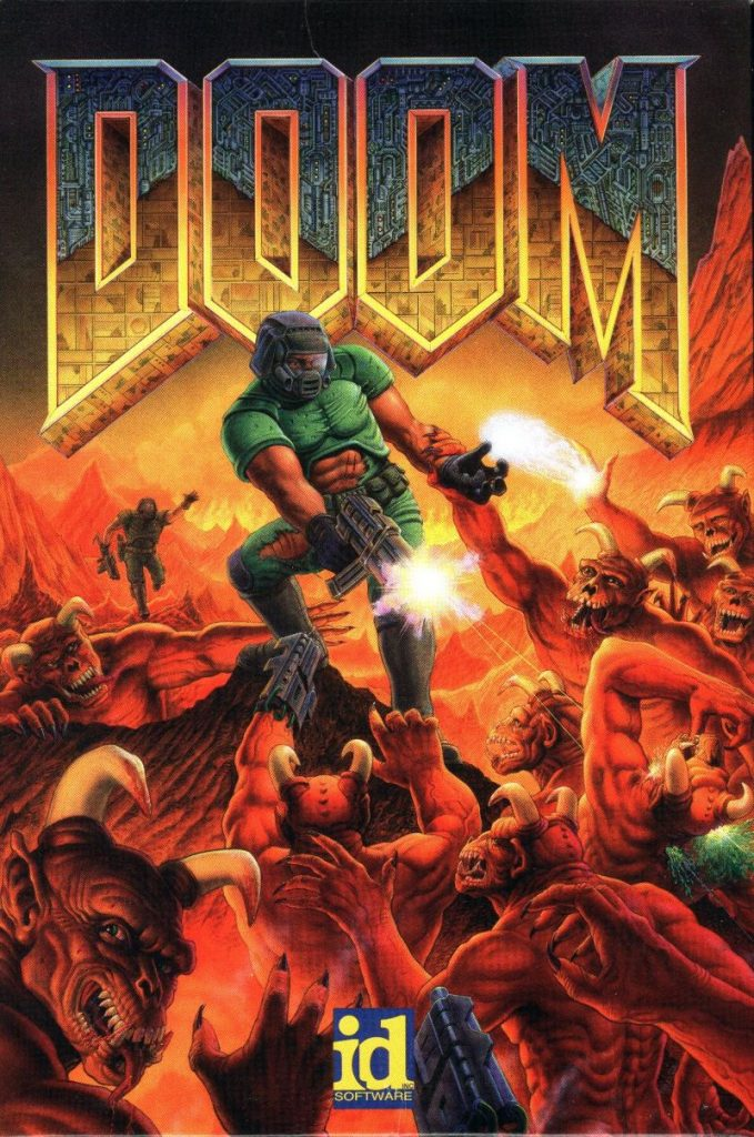 what is visual programming doom