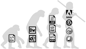 web content management evolution