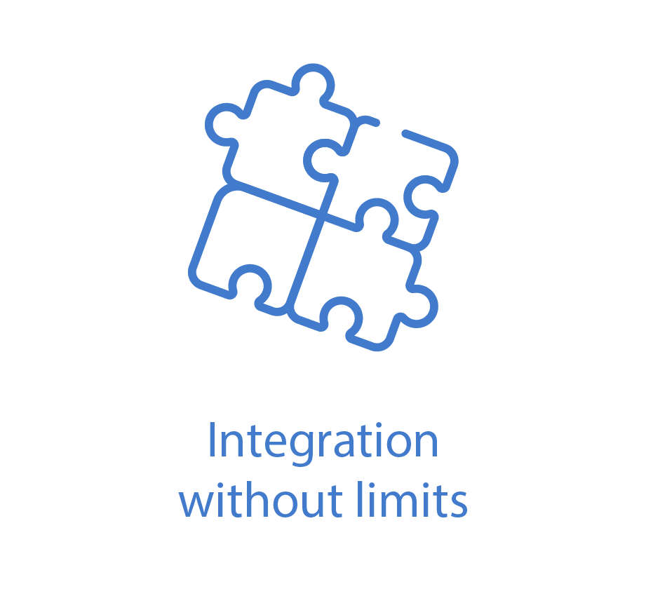 Integration without limits