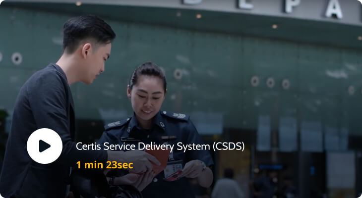 Integrated Security Provider Certis Deploys Mobile-First Service Delivery System to 16,000 Staff