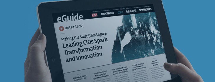 Making the Shift From Legacy: Leading CIOs Spark Transformation and Innovation