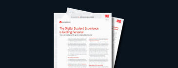The Digital Student Experience is Getting Personal: How a Low-Code Approach to App Dev is Helping Higher Education
