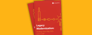 Legacy Modernization: Finding Your Way With Low-Code