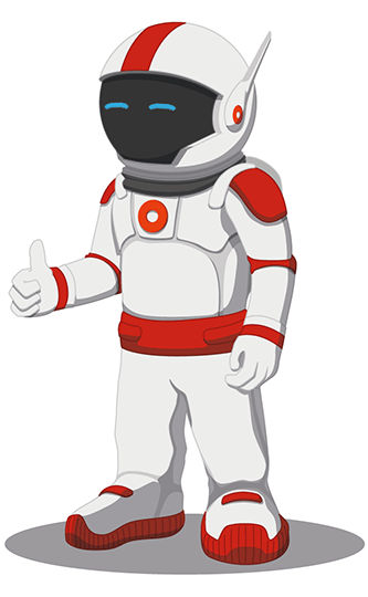 OutSystems Community Mascot, Neo