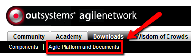 Agile Platform and Documents