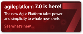 Agile Platform 7.0 - What's New
