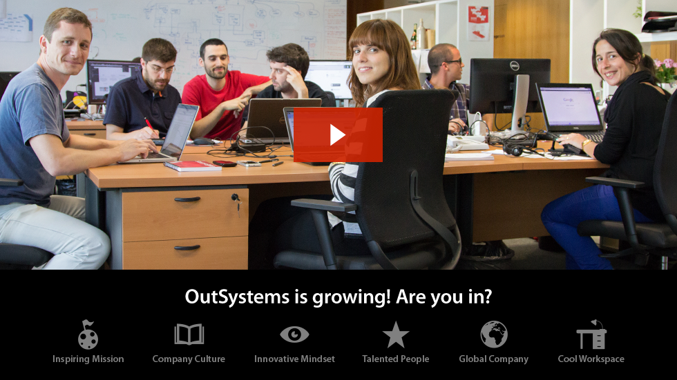 Working at OutSystems