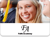 Student Information System using Amazon's Cloud and OutSystems - Faith Academy