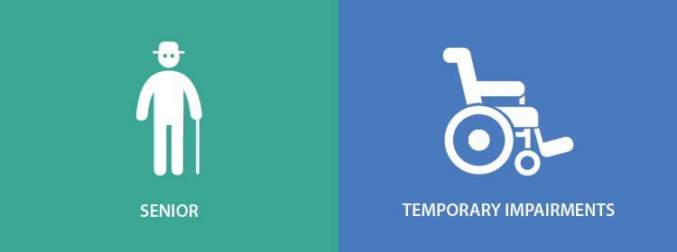 Seniority and temporary impairments