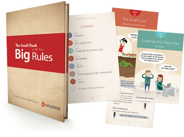 Small Book of a Few Big Rules