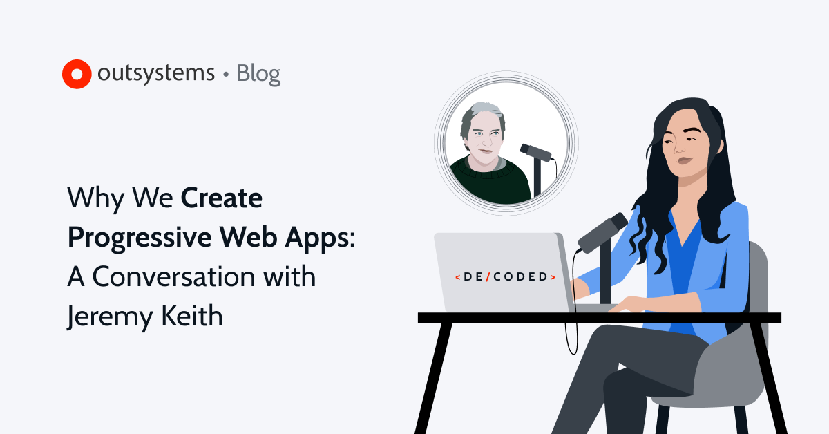 Why We Create Progressive Web Apps: A Conversation with Jeremy Keith