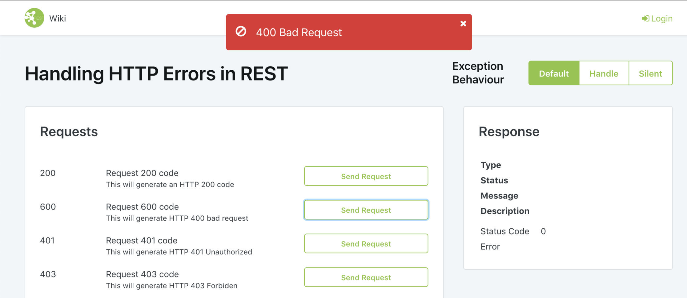 How to Handle HTTP Status Codes When Consuming a REST API in OutSystems