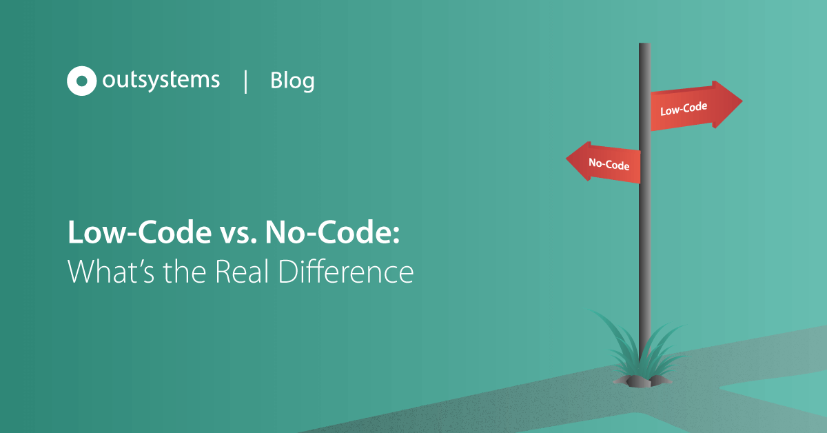 Low-Code vs. No-Code: What's the Real Difference