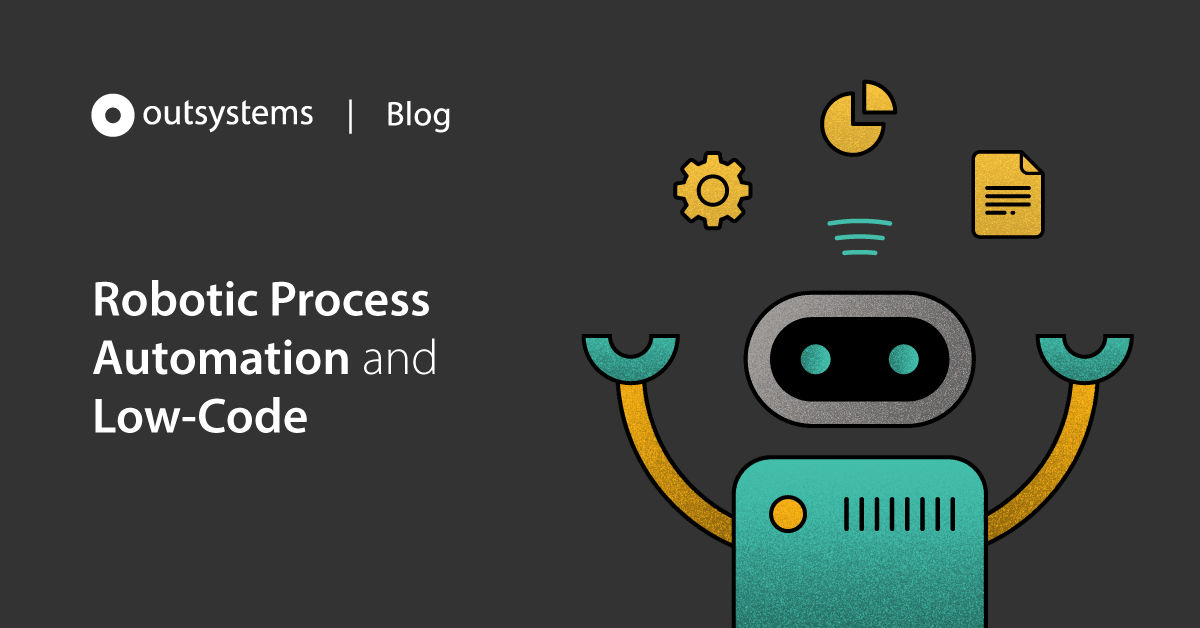 Robotic Process Automation and Low-Code