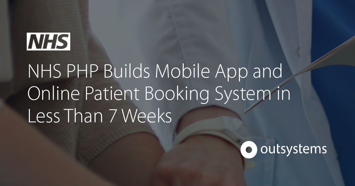 NHS PHP Case Study