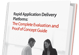 Rapid Application Delivery Platforms