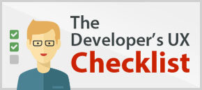 The Developer's UX Checklist