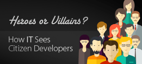 How IT Sees Citizen Developers: A TechValidate Survey