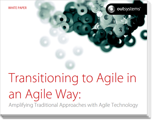 Transitioning to Agile in an Agile Way