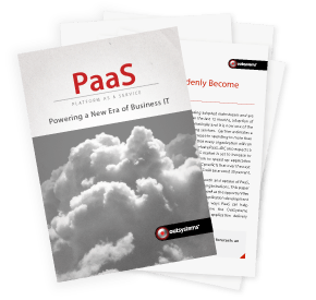 PaaS - Powering Business IT