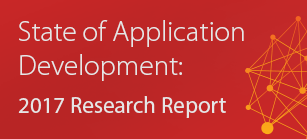 State of Application Development Report