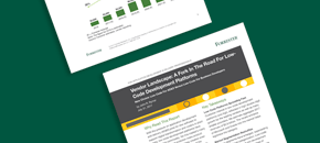 With new vendors joining the market, Forrester maps the low-code development landscape and explains how the market is splitting in two.